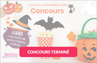 Concours Halloween Gomille