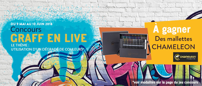 Concours Graff en Live 2018