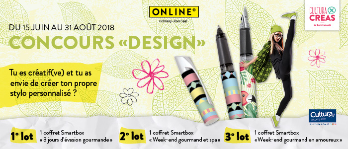 Concours Online 2018