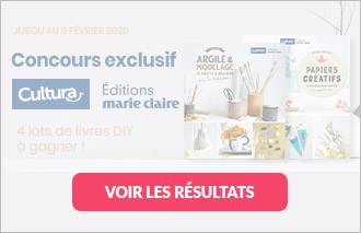 Concours Editions marie claire