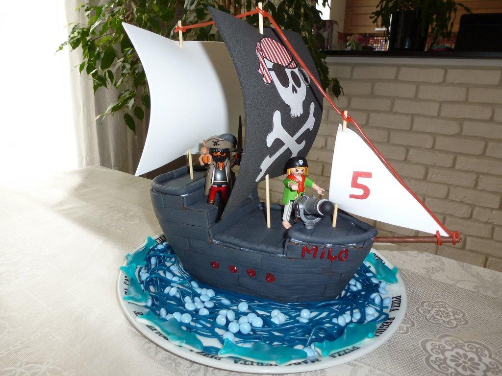 cultura anniversaire pirate