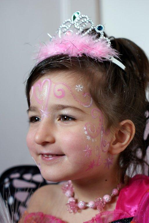 Maquillage princesse carnaval - Maquillage princesse facile ...