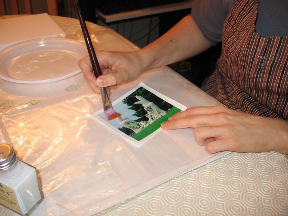 Souvent Technique du Transfert d'Image - Cultura PU31