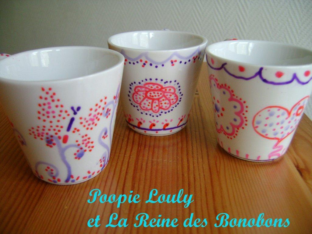 Stylos de peinture pour verre et porcelaine cultura - Stylo pour porcelaine ...