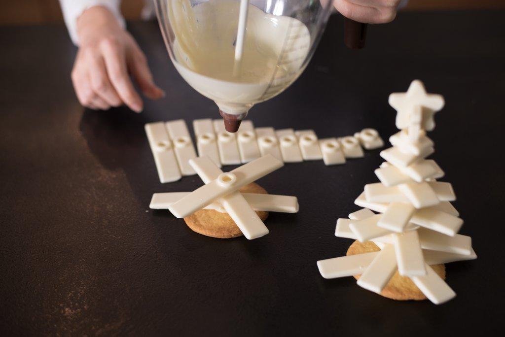 Sapins gourmands cultura for Kit cuisine moleculaire cultura