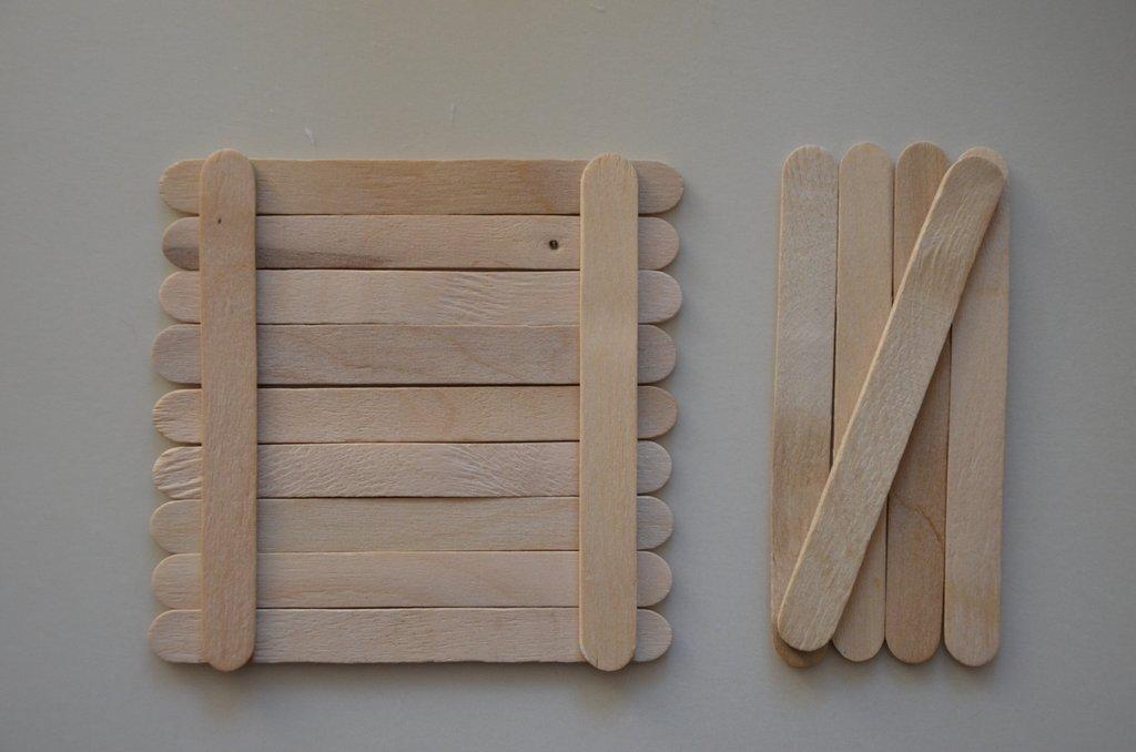 un porte photo c ur pour la f te des m res cultura. Black Bedroom Furniture Sets. Home Design Ideas