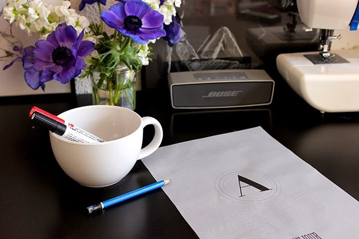 diy f te des m res personnaliser une tasse en po cultura. Black Bedroom Furniture Sets. Home Design Ideas