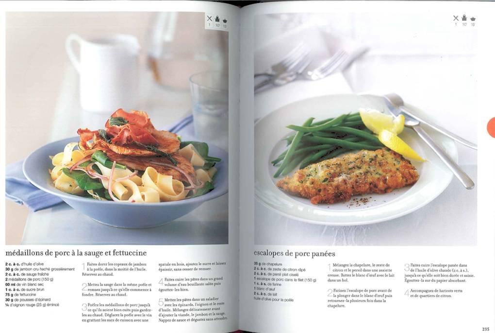 Le grand livre marabout de la cuisine facile 900 - Livre de cuisine facile ...