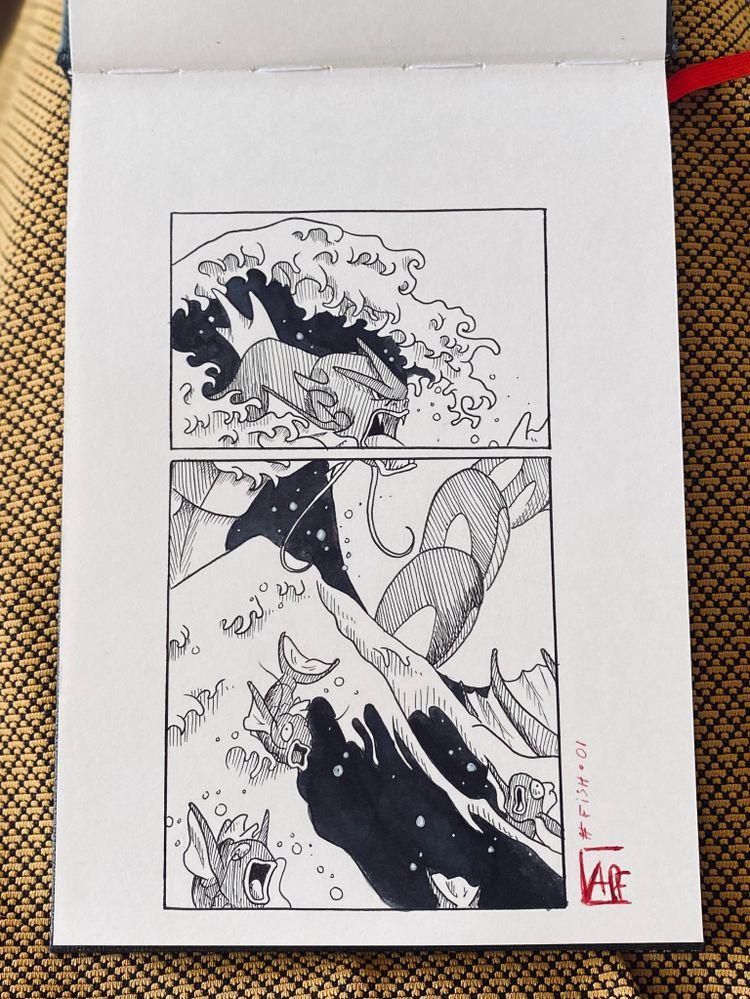 Jour 1 : poisson