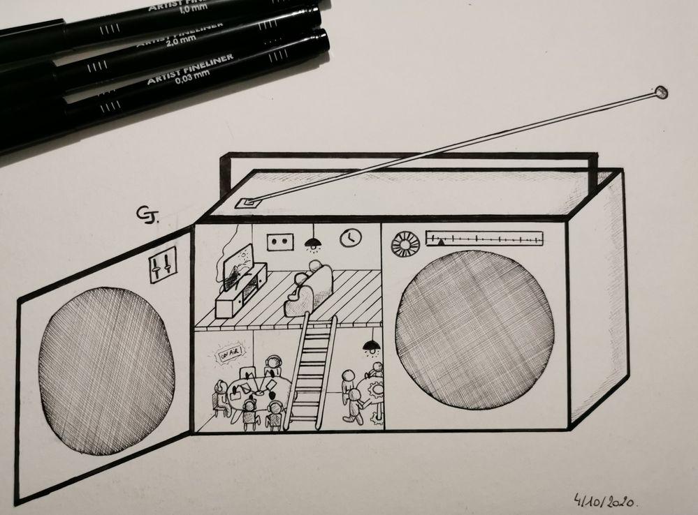Radio - L'envers du décor !