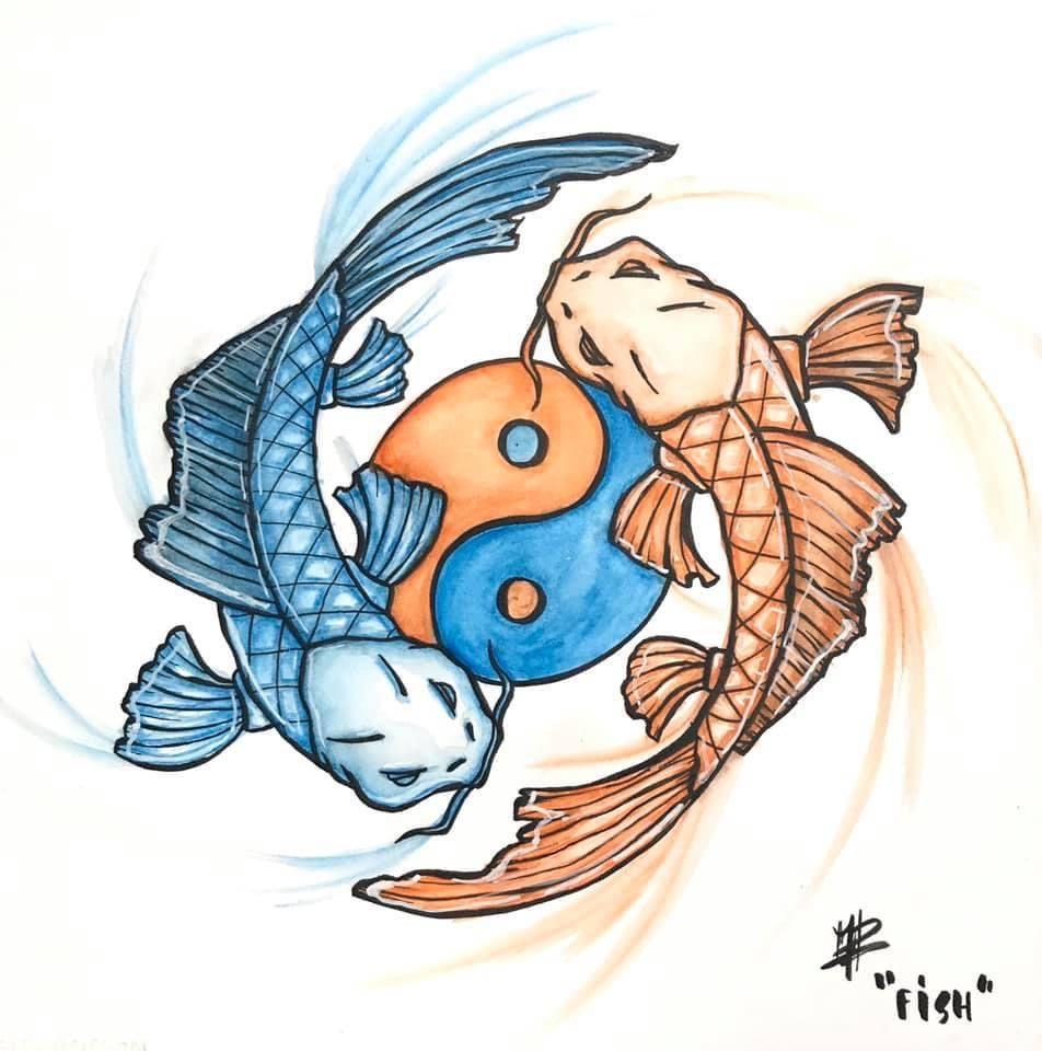 Jour 1: «Fish»