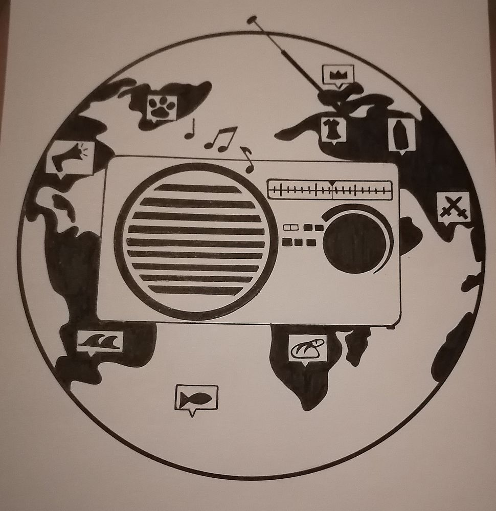 "Mot du 04/10/2020 - mot ""Radio"""