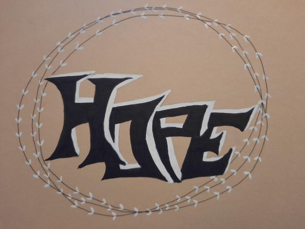 Jour 10 : hope / espoir