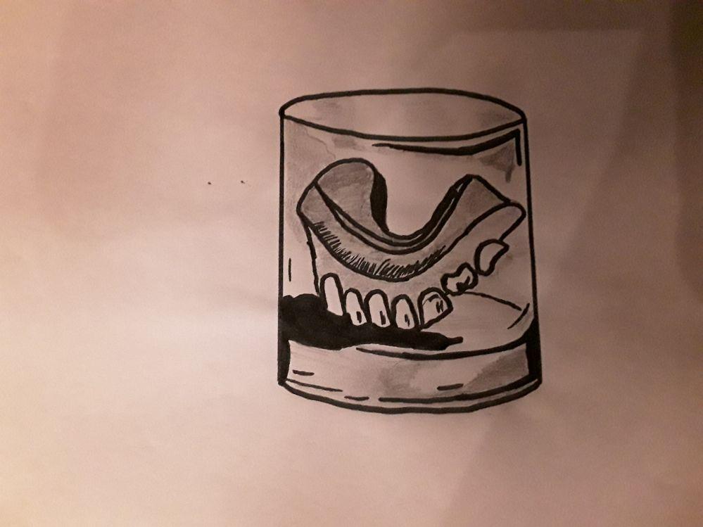 JOUR 8 : Dents