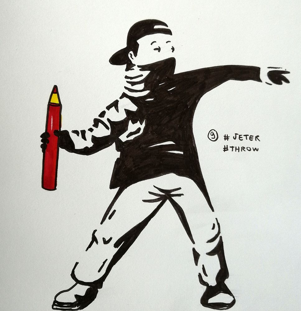 #throw #jeter