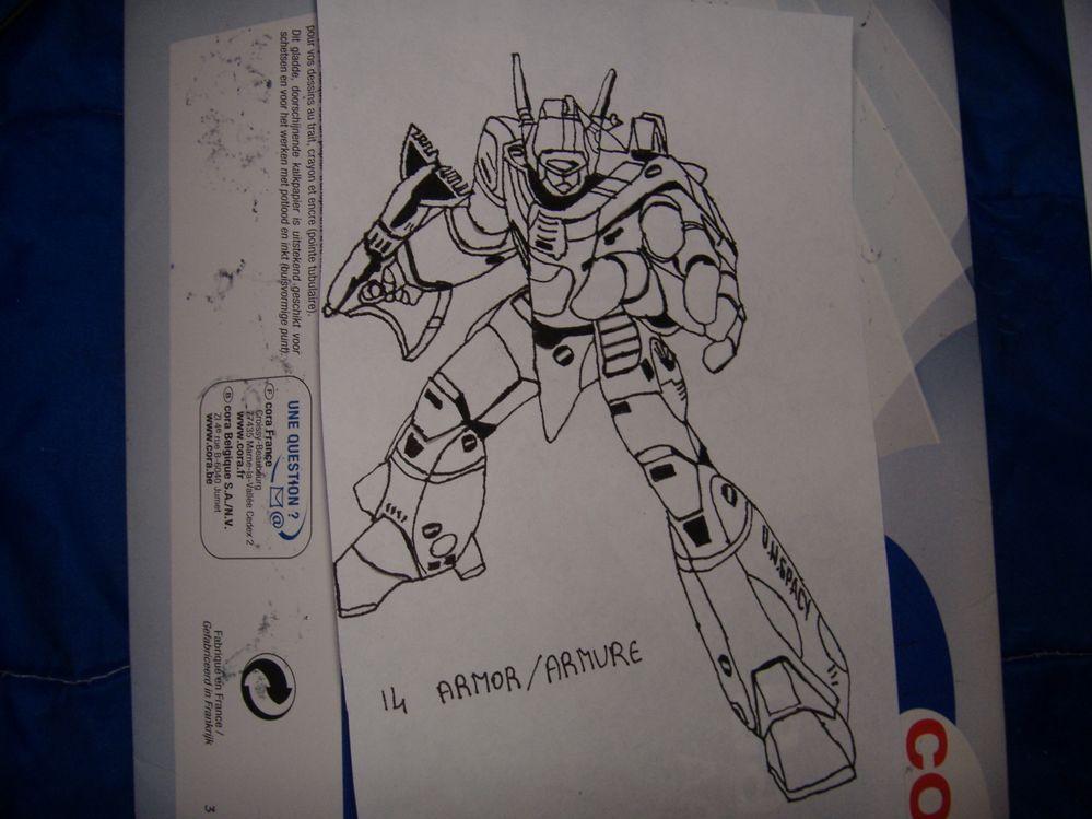 14- Armor/Armure