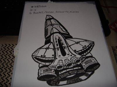 16-Rocket/fusée