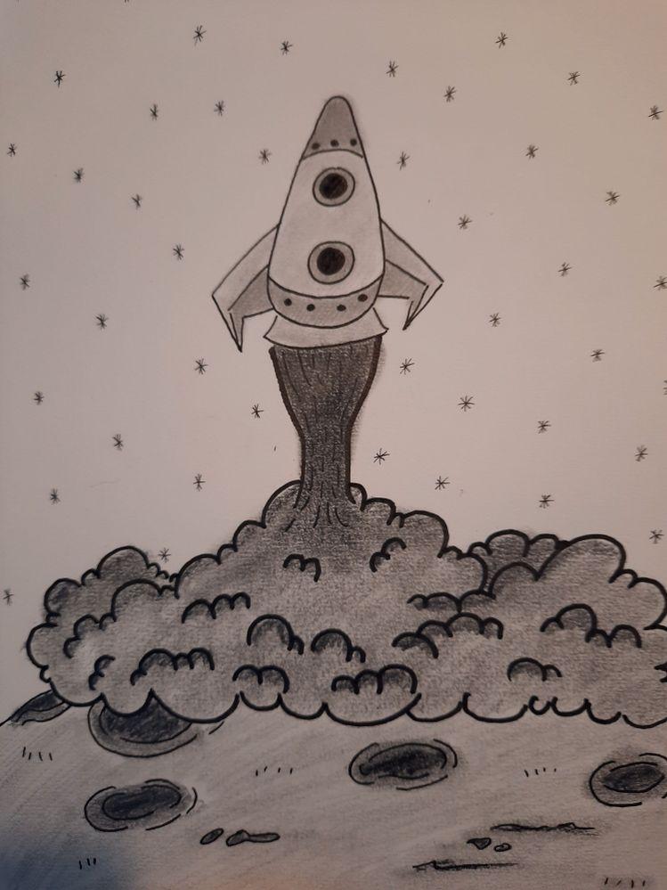 Jour 16 : fusée