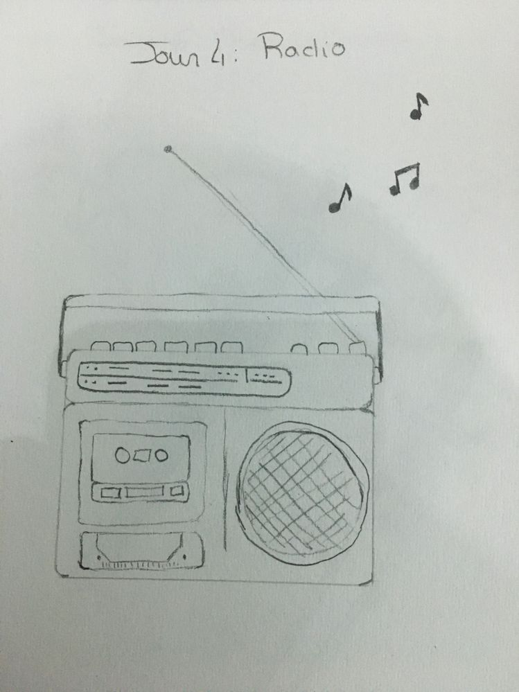 Jour 4 : Radio