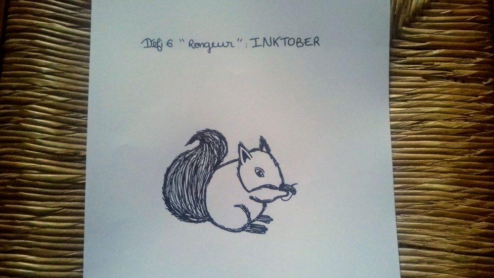 Jour 6 : Rongeur