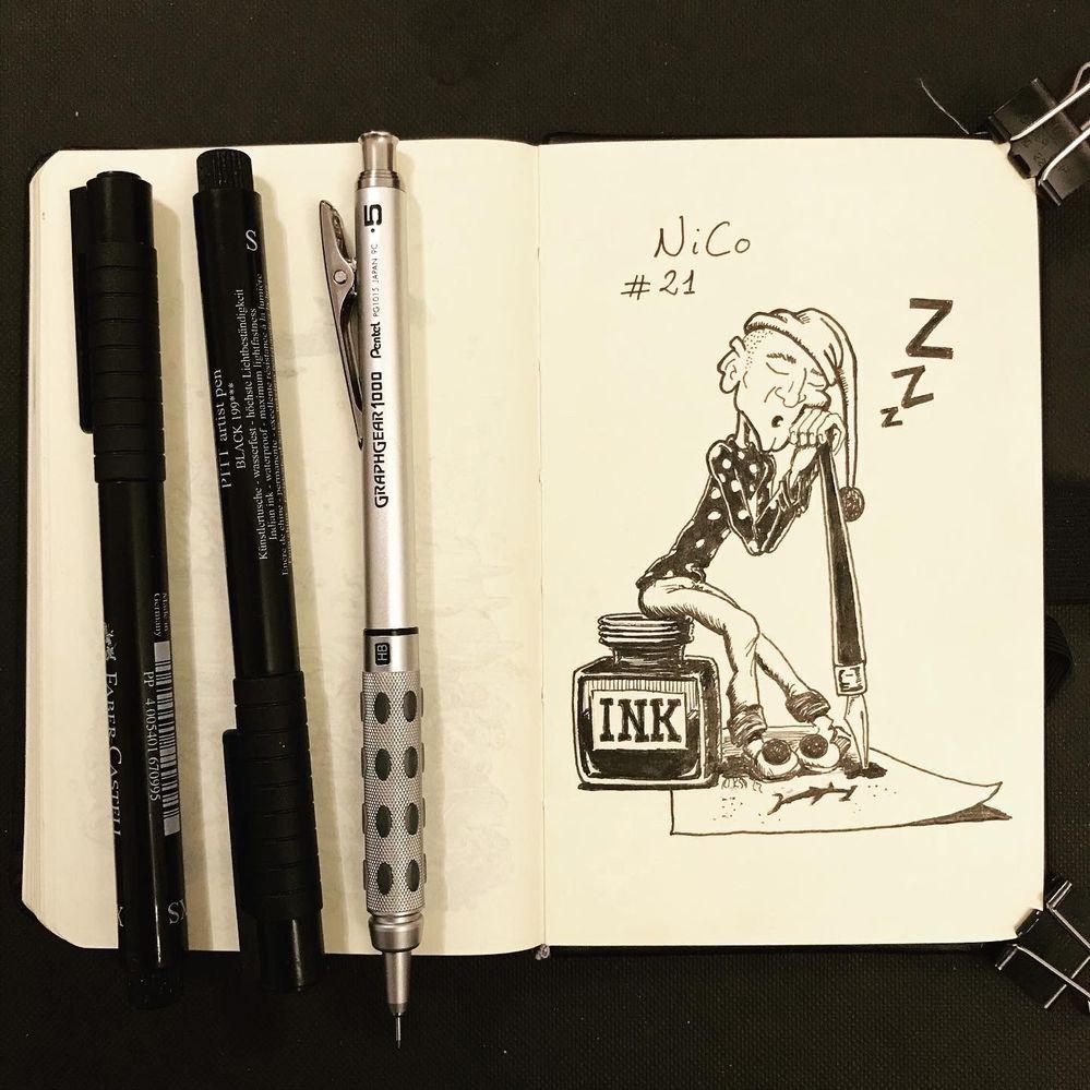 J21 : Sleep