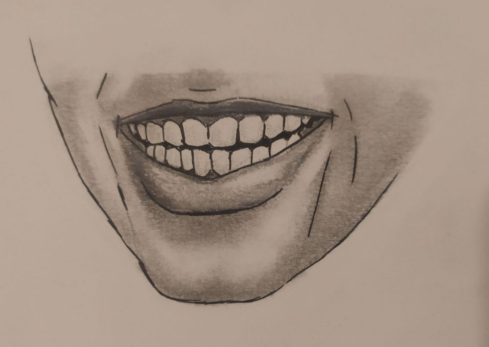 Jour 8 _ Teeth