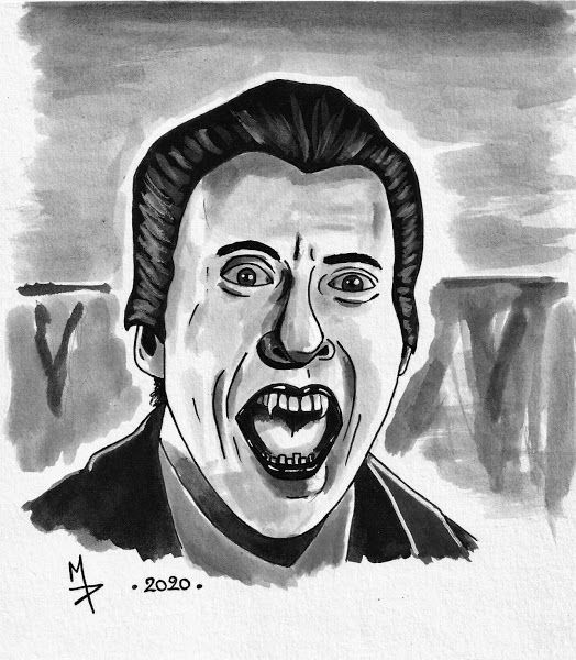 Dracula / Christopher Lee