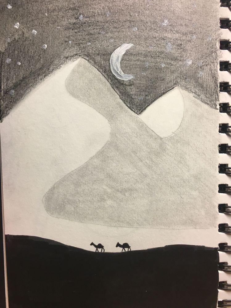 Jour 13 : Dune