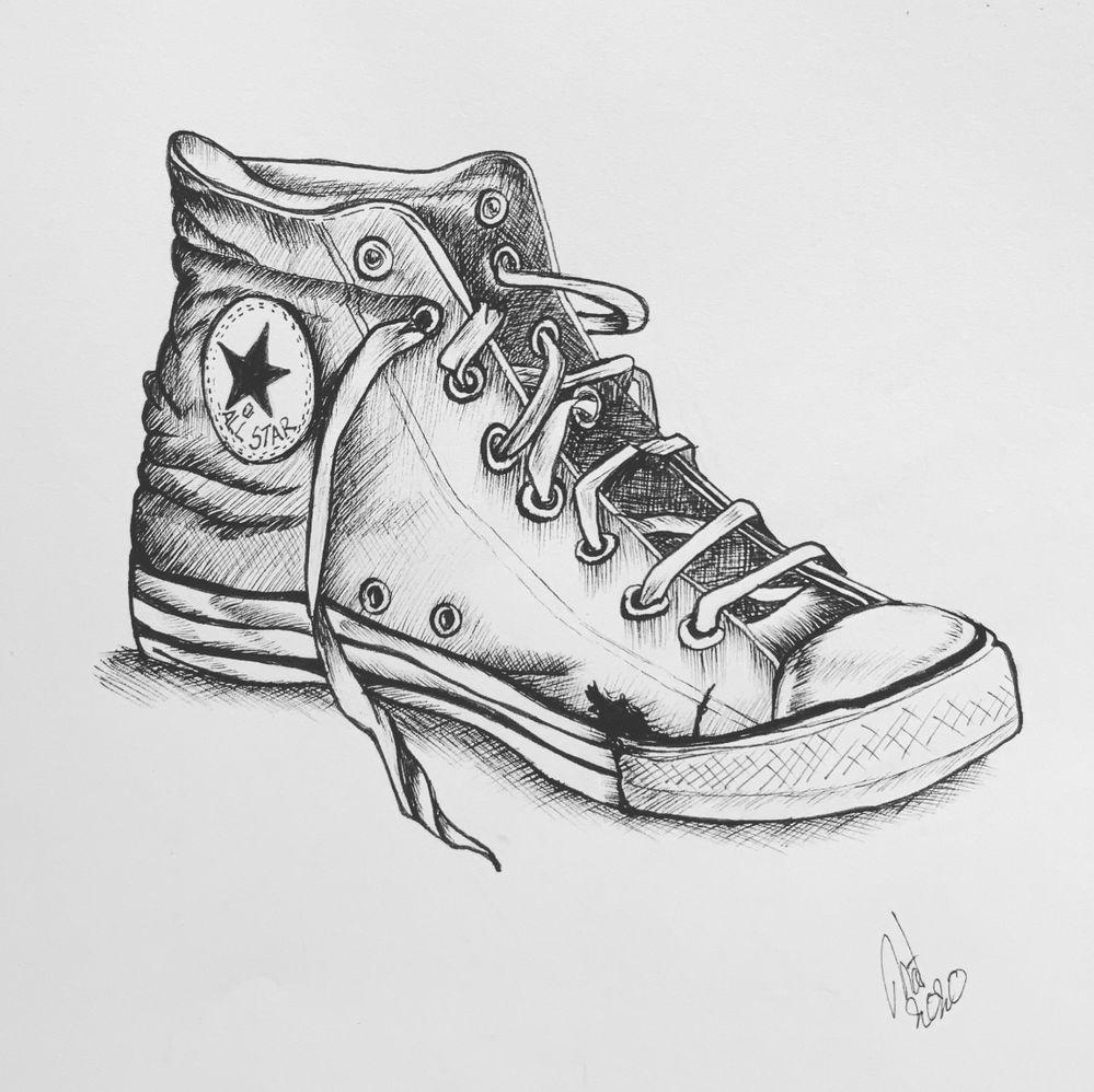 Jour 29 Chaussure