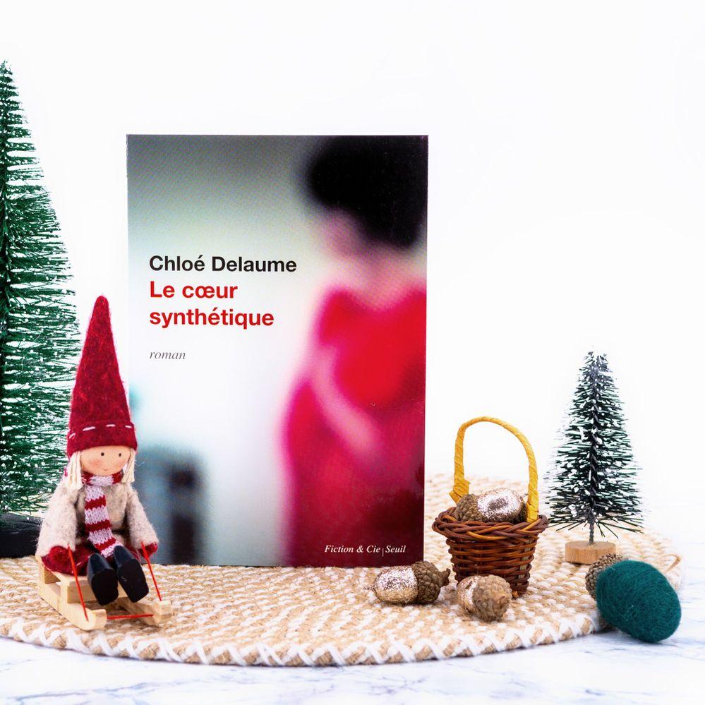Chloé Delaume - Le coeur synthétique.jpg