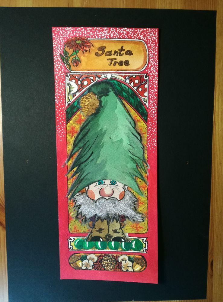 le Père Noel des arbres