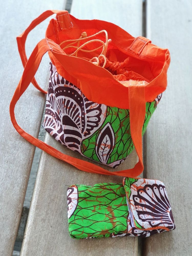 Lunch bag et porte-couverts