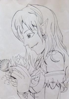 L'Elfe du paradis