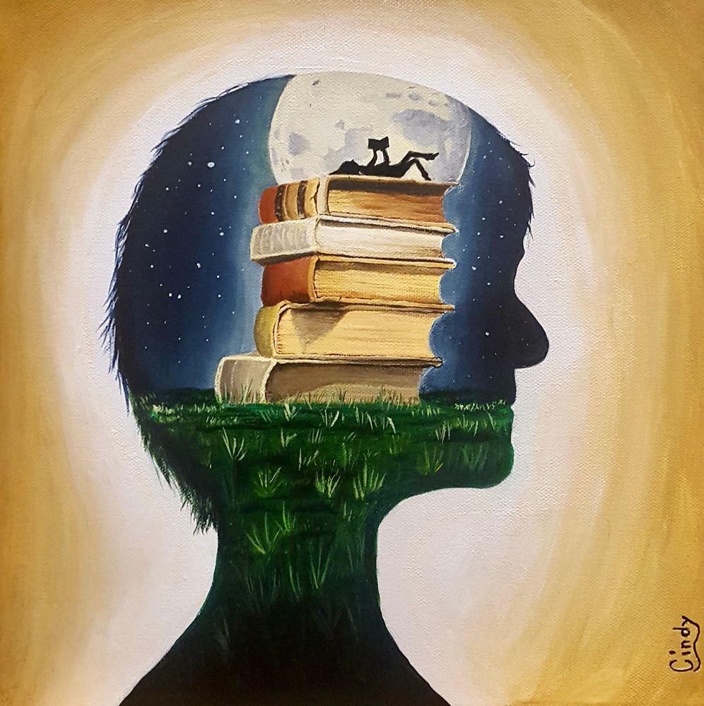 Une dévoreuse de livres