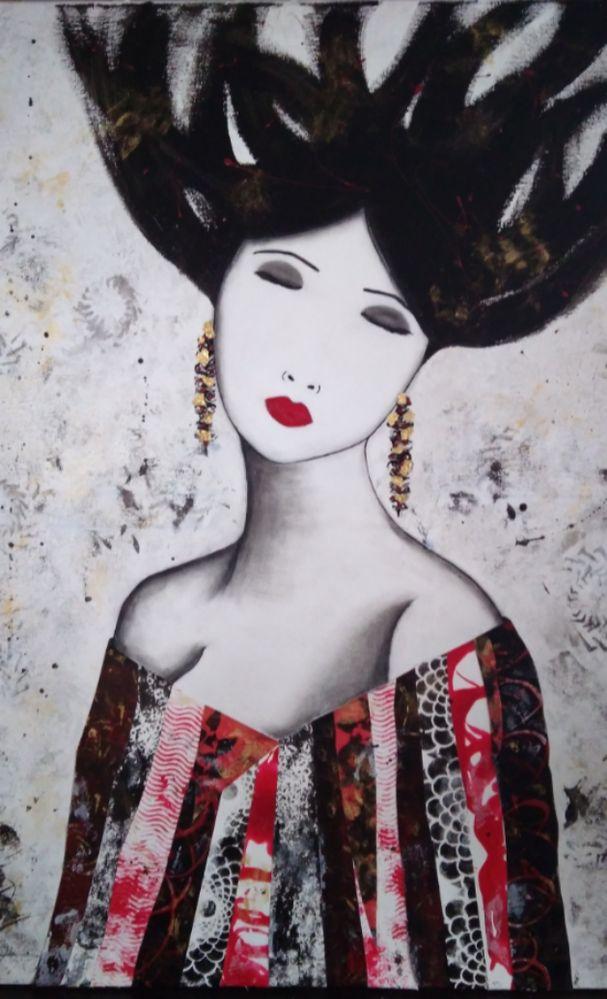 geisha inspiré de hush