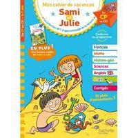 Mon cahier de vacances sami et julie - du cp au ce1.jpg