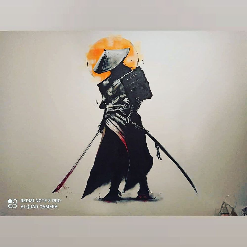 Dessin mural