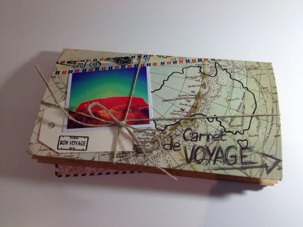 concour carnet de voyage australia forever cultura. Black Bedroom Furniture Sets. Home Design Ideas