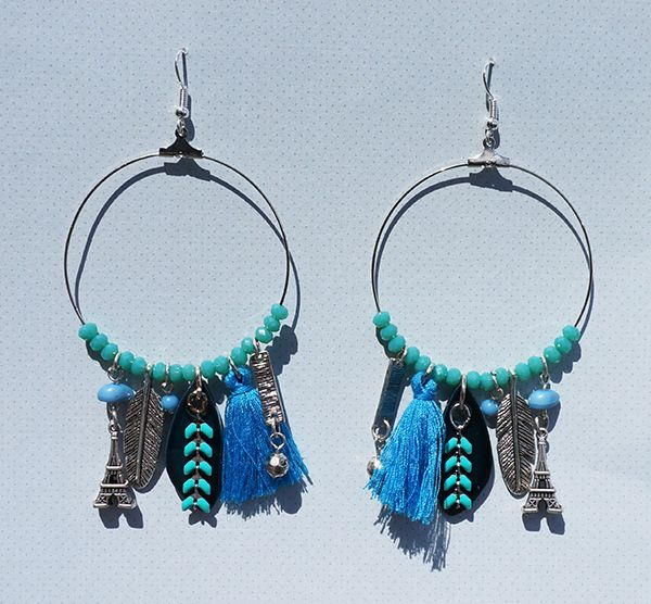Tendance Bleu turquoise