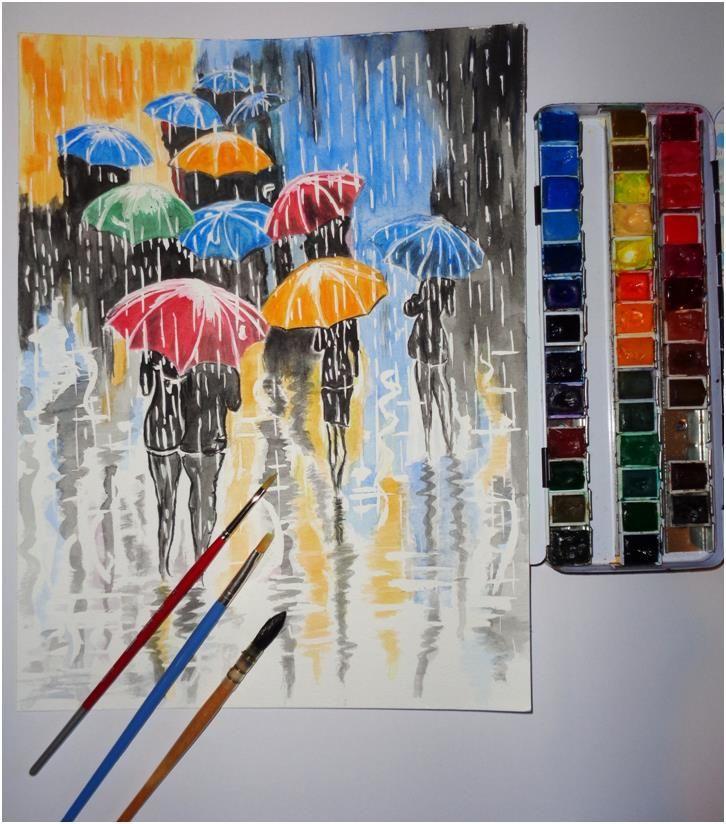 Bravo ! Vous gagnez 1 coffret d'aquarelle Collection Winsor & Newton d'une valeur de 60€.