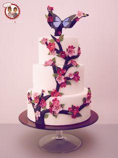 Apprendre à faire de superbe gâteau, pour  fêter les 20 ans de ce salon