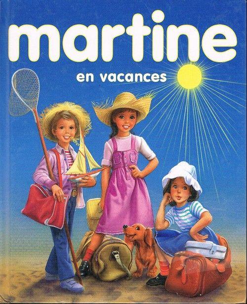 Martine en vacance