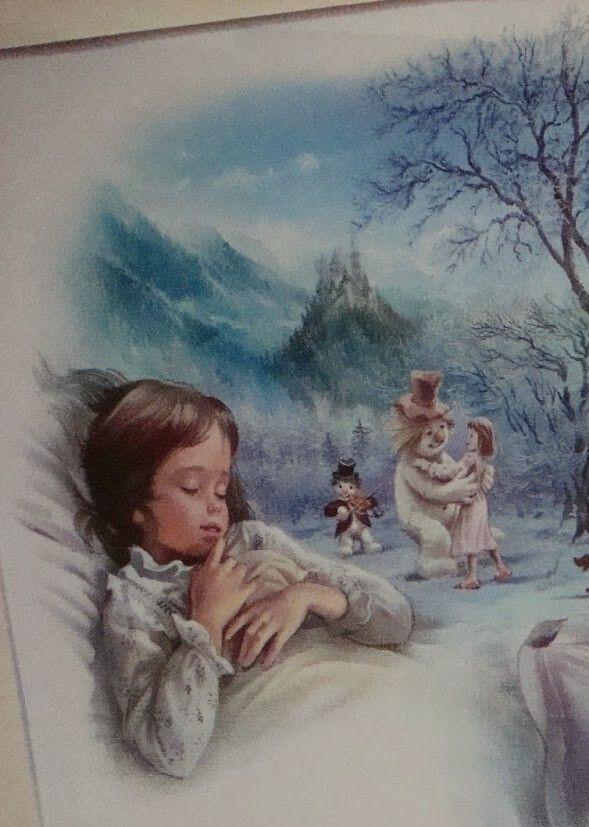 Même malade, Martine vit un conte de fées !