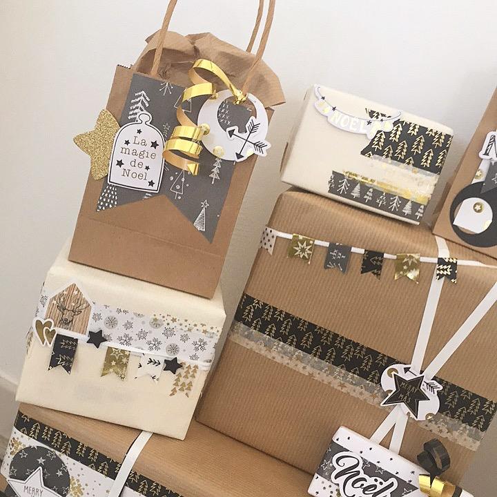 emballage cadeau no l hygge cultura. Black Bedroom Furniture Sets. Home Design Ideas