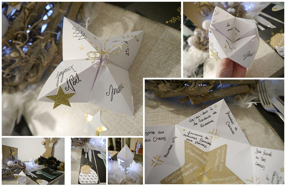 Decoration Pour Menu De Noel.Deco De Noel En Papier Theme Hygge Cultura