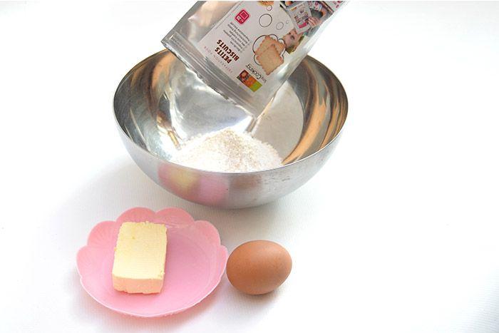 1. Préparer la pâte