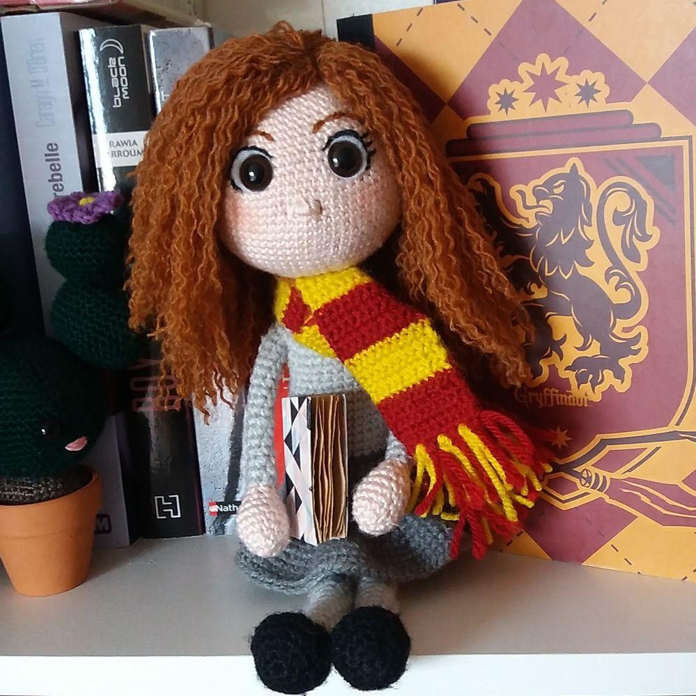 Hermione Granger, par Mahochita