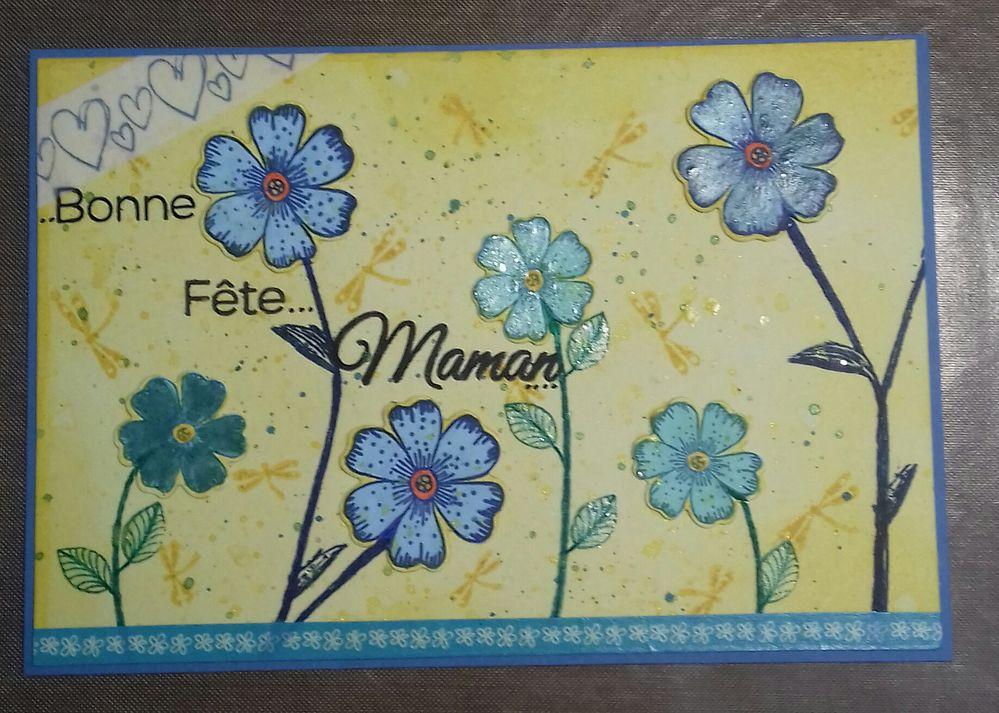 Un air de printemps pour toi : Bonne fête Maman