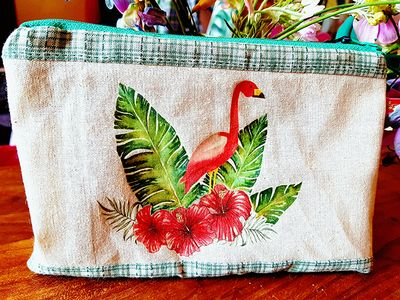 Trousse tropical - By MissBerengere