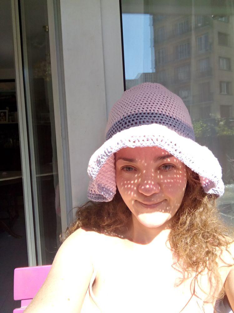 Chapean de soleil en victoire de plassard